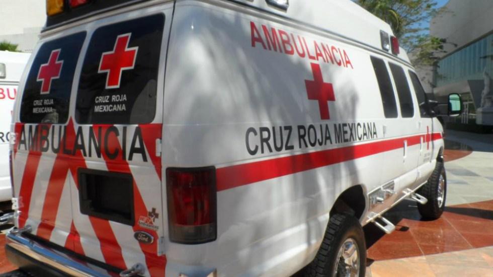 Foto de Cruz Roja Mexicana