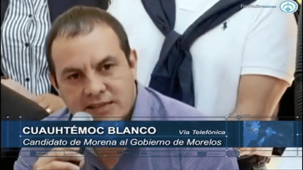 """""""Este futbolista les va a enseñar cómo se debe trabajar"""": Cuauhtémoc Blanco"""