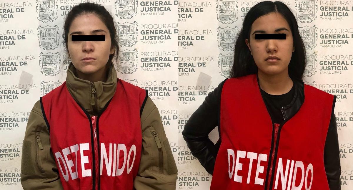 Detienen a dos mujeres por robo a joyería en Tamaulipas