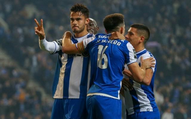 Mexicanos Reyes, Herrera y Corona son campeones en Portugal - Foto de FC Porto