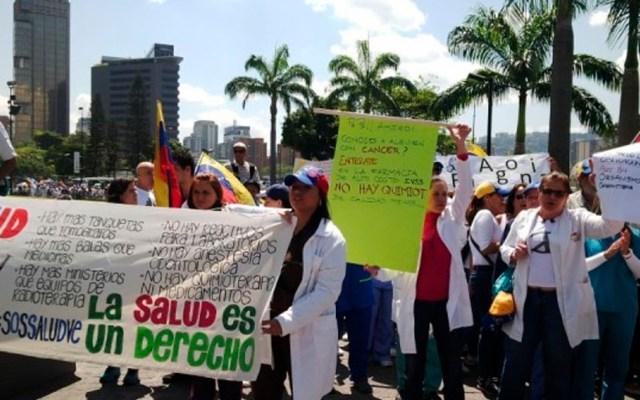 Médicos venezolanos denuncian persecución y limitación de funciones - Foto de internet