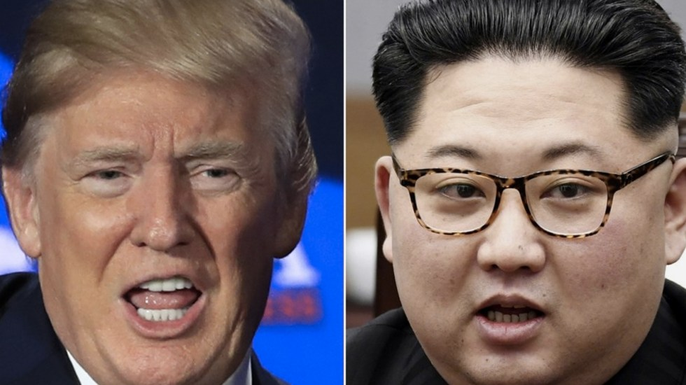 Trump promete protecciones a Corea del Norte si abandona carrera nuclear - Foto de internet
