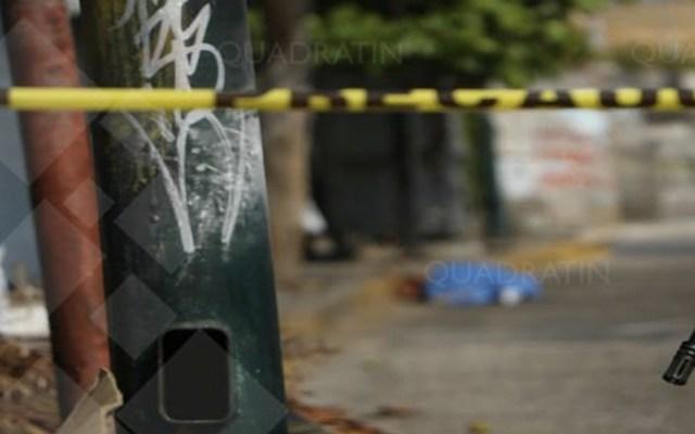Encuentran cuerpo con balazo en la cabeza en Acapulco - Foto de Quadratín