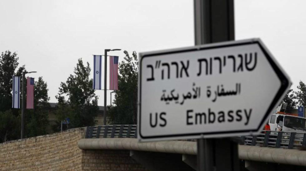 Confirma Trump apertura de embajada estadounidense en Jerusalén - Foto de AFP