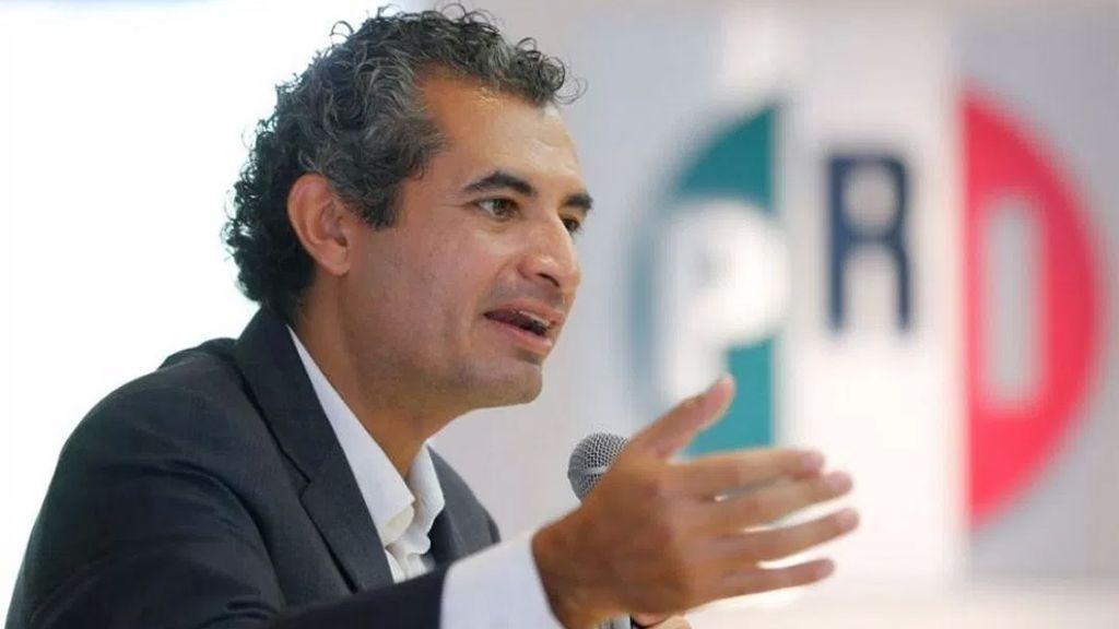 Ochoa Reza denuncia amenazas de Roberto Sandoval - Foto de PRI