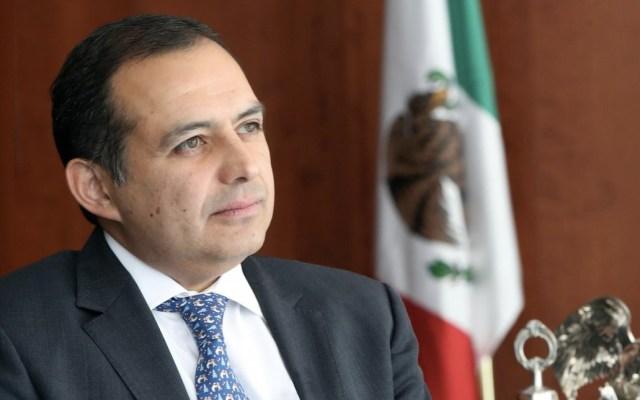 Ernesto Cordero apoya a Gil Zuarth para dirigente del PAN - Foto de @SovFedInfo