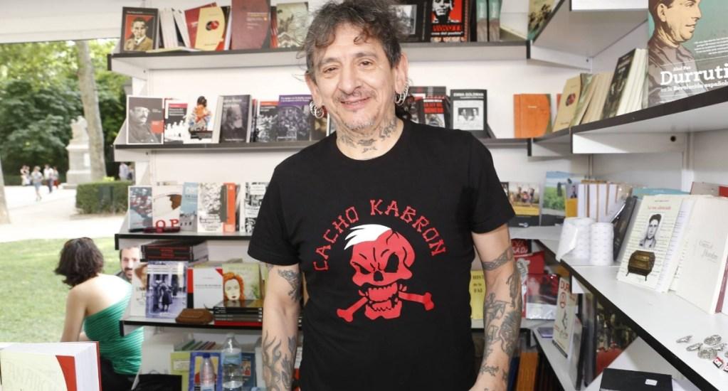 Denuncian a cantante de punk español por insultos a la Guardia Civil - Foto de Getty Images