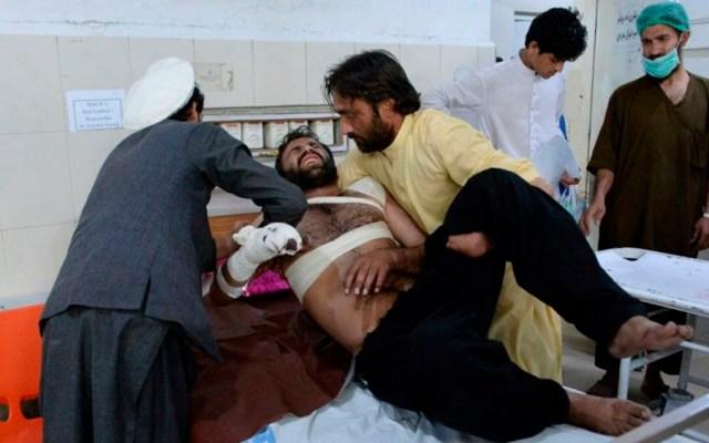 Atentado deja ocho muertos durante partido de cricket en Afganistán - Foto de AFP