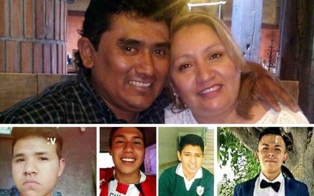 Hallan cuerpos de familia y dos jóvenes en Guanajuato - Foto de Correo de Guanajuato