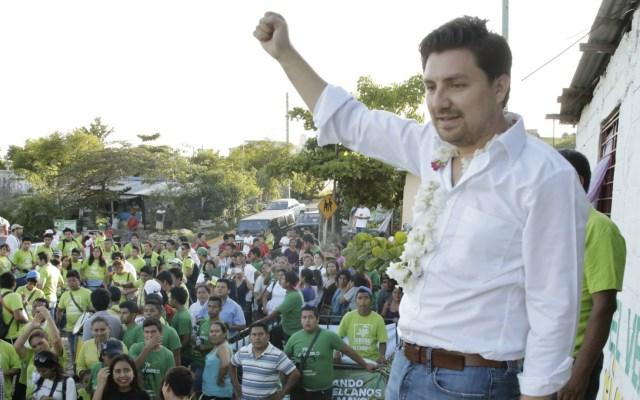 Tribunal ordena registrar candidatura de aspirante del PVEM en Chiapas - Foto de El Constituyente