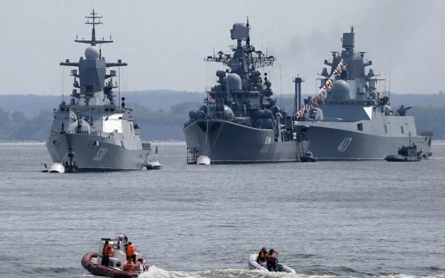 Barcos protegerán Sochi de ataques terroristas durante Mundial - Foto de internet