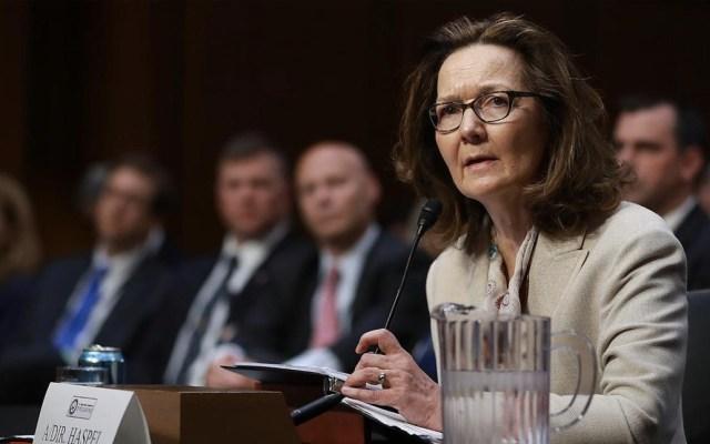 Aspirante a dirigir la CIA admite que programa de torturas fue un error - Foto de Archivo