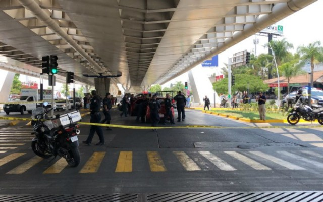 Violencia en Jalisco por lucha entre CJNG y Nueva Plaza - Foto de @NotiGDL