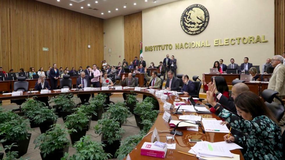 INE avalará este lunes lista nominal y padrón electoral