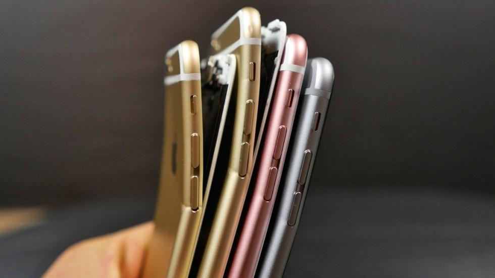 Apple sabía que los iPhone 6 se doblaban con facilidad - Foto de internet