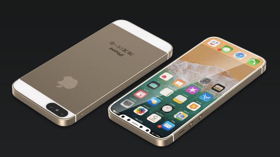 Diseño de iPhone SE 2 incluiría muesca en la pantalla - Foto de Internet