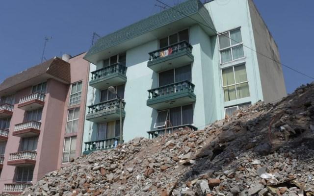 Prevén reconstrucción de 80 edificios en la Ciudad de México tras sismo - Foto de @amievajoserra