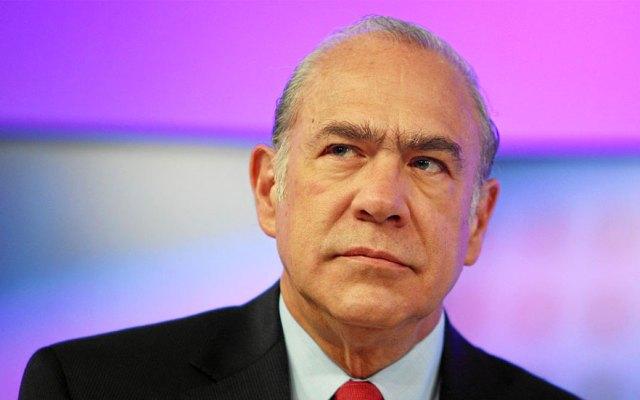 Espero que renegociación del TLCAN termine pronto: Gurría