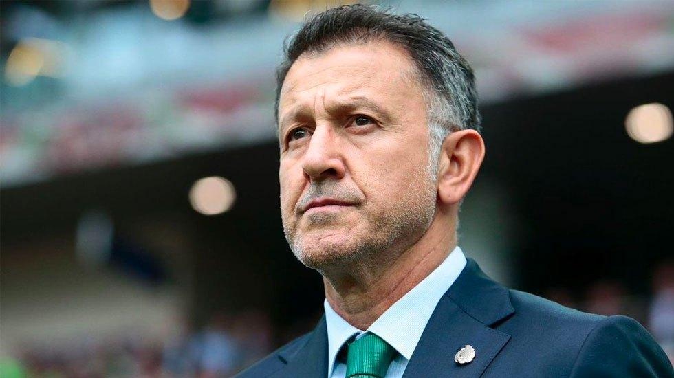 Osorio dará el lunes lista definitiva del Tricolor para Rusia 2018