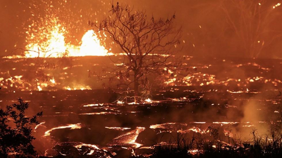 Las diferencias entre el volcán Kilauea y el Popocatépetl - Foto de Internet