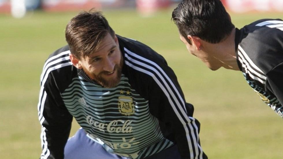 Palestinos piden boicotear a Messi si juega en amistoso con Israel - Foto de @Argentina