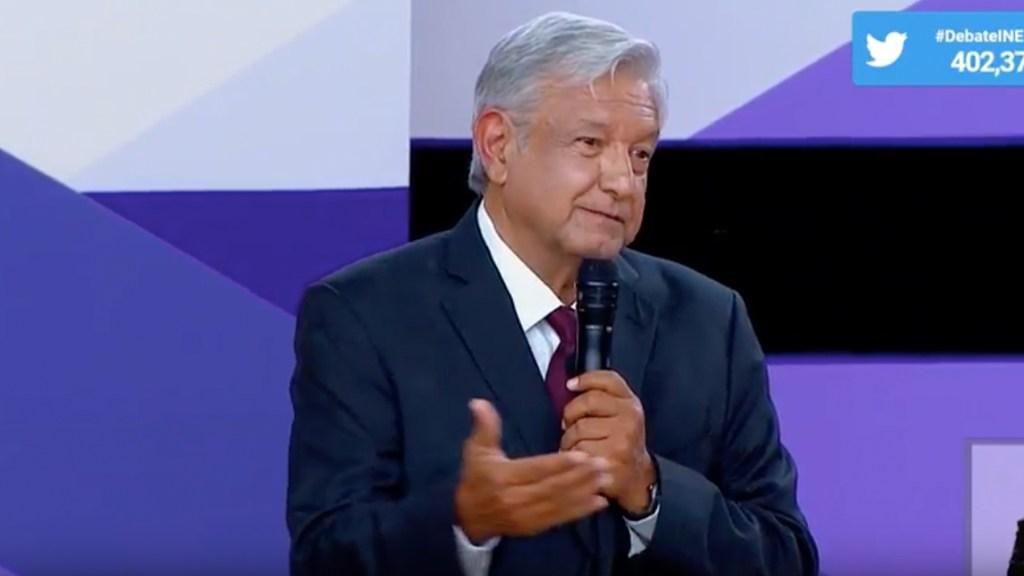 """""""La mejor política exterior que se hace es la interior"""": López Obrador"""