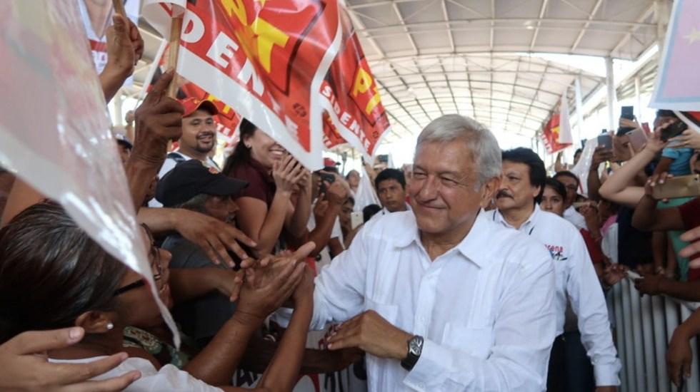 Se revisarán contratos del gobierno asegura López Obrador - Foto de Twitter