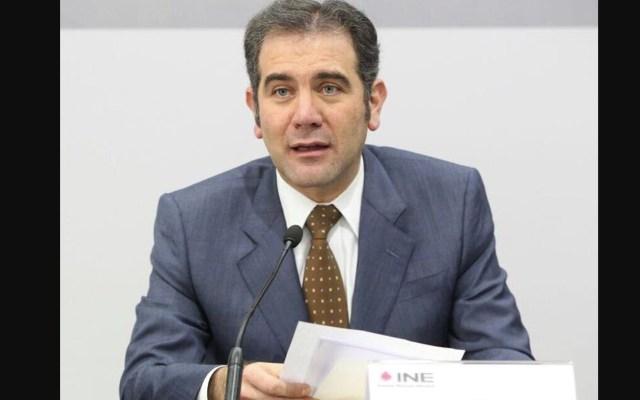 Las redes sociales no crean democracia: Lorenzo Córdova - Foto del INE