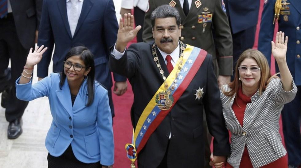 México y seis países piden expulsar a Venezuela de la OEA - Foto de AP/Ariana Cubillos