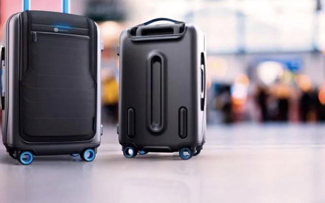 Las maletas prohibidas en los aviones - Foto de Internet