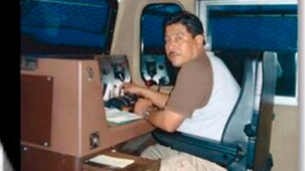 Muere maquinista de tren descarrilado en Veracruz - Foto de internet