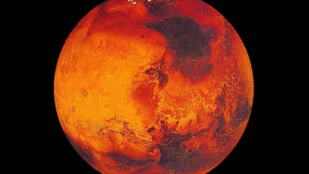 Agua líquida en Marte amplia posibilidad de hallar vida en el planeta - Foto de Internet