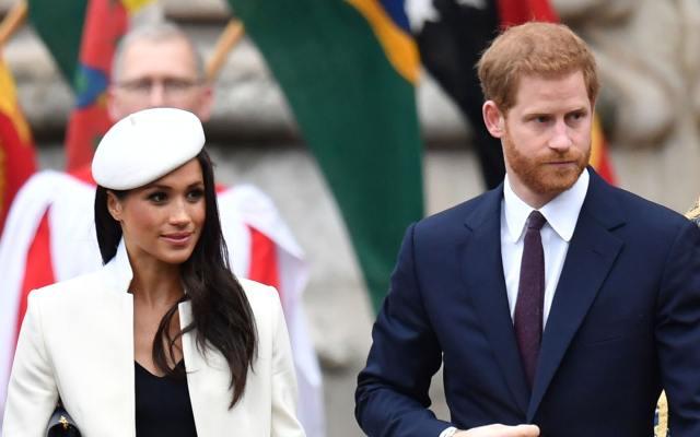 Transmitirán la boda del príncipe Harry y Meghan Markle en el cine - Foto de BT