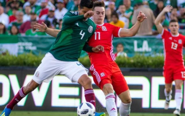 México empata a cero goles con Gales - Foto de @miseleccionmx