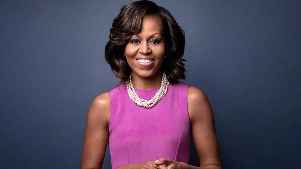 Michelle Obama presentó la portada de su libro - Foto de Instagram Casa Blanca