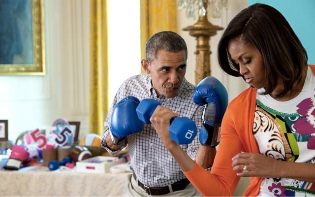 #Viral Las tres preguntas sobre el matrimonio que Barack Obama te pide que hagas - Foto de Getty