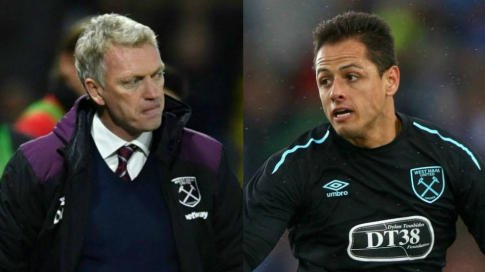 Moyes se va del West Ham; 'Chicharito' podría quedarse - Foto de Getty Images