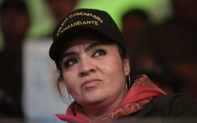 Nestora Salgado cumple con requisito de nacionalidad: INE - Foto de internet