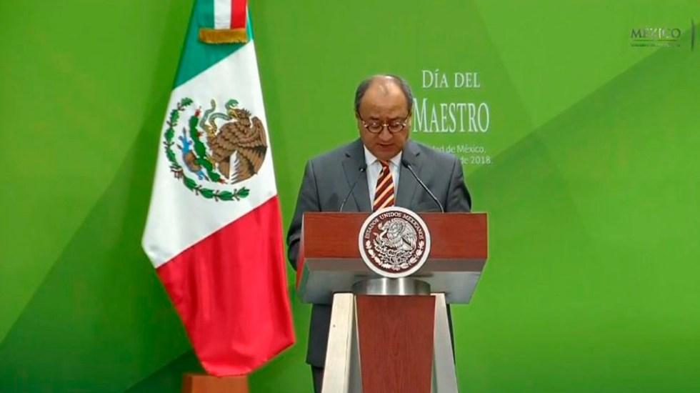 Foto de @PresidenciaMX