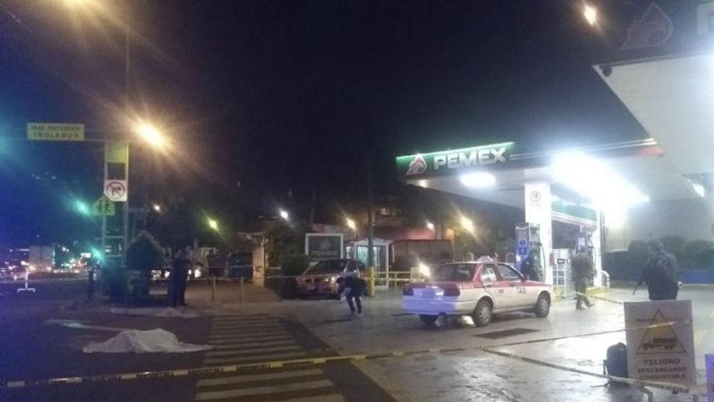 Pasajera apuñala a conductor de taxi - Foto de Quadratín