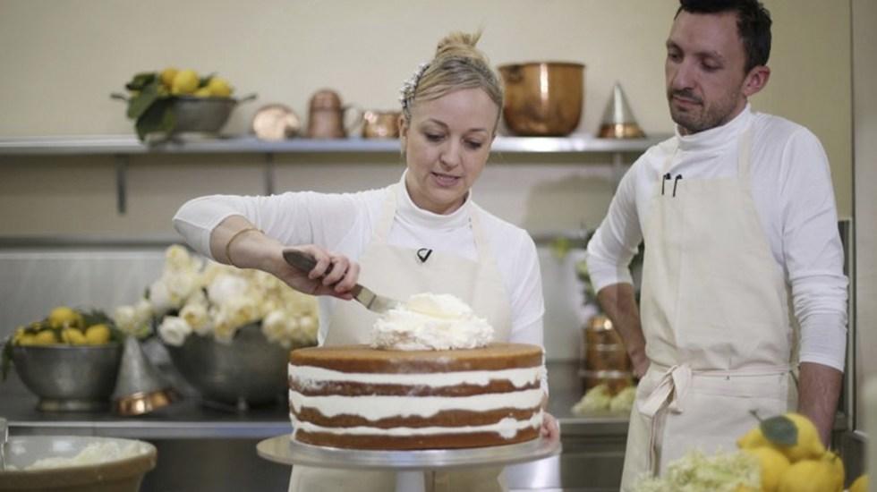 #VIDEO La receta del pastel de la boda de Meghan Markle y el príncipe Harry - Foto de AP