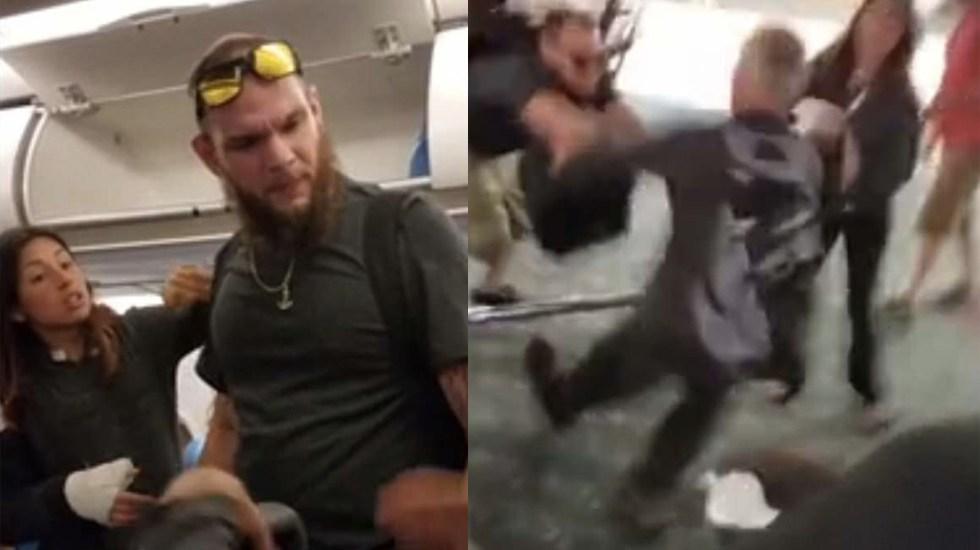 #Video Hombre enfrenta a pareja de sordos en Orlando por perro guía - Captura de Pantalla