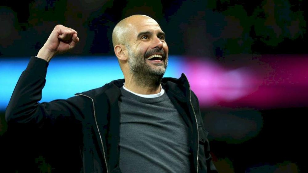 Pep Guardiola quiere dirigir a una selección nacional - Foto de Manchester City