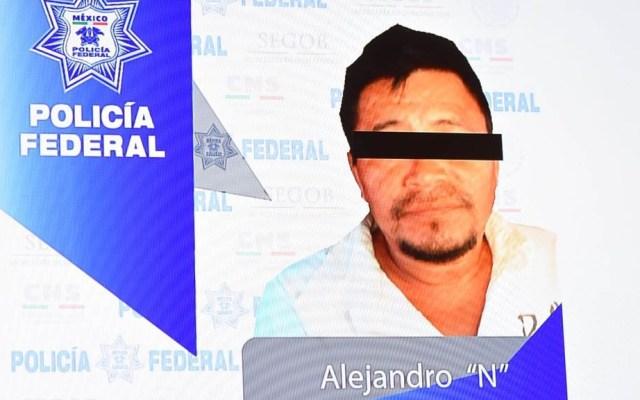Detienen a expolicía municipal implicado en caso Iguala - Foto de Quadratín