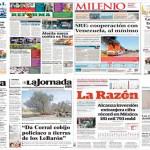 SRE, Venezuela y Gina Haspel en primeras planas