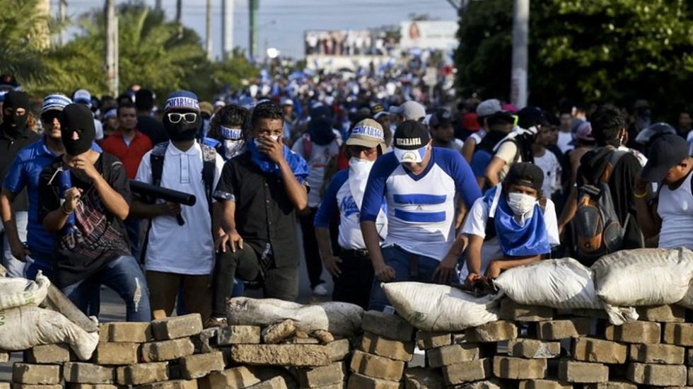 Zovatto pide no subestimar la grave crisis que vive Nicaragua - Foto de AP