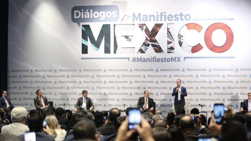 """Toco madera de que López Obrador no va a ser presidente"": Anaya - Foto de @RicardoAnayaC"
