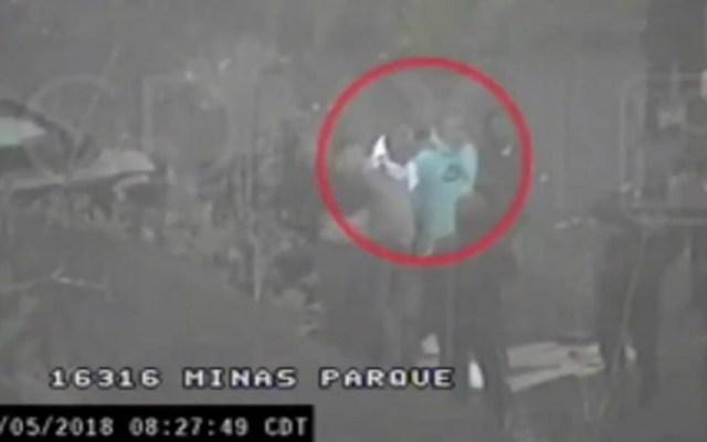 #Video Rescatan a mujer y niña secuestradas en Tláhuac - Foto de Youtube