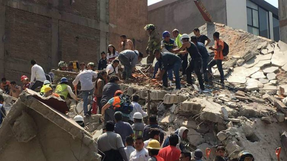 Ciudad de México tiene nuevo protocolo ante sismos - Foto de Notimex