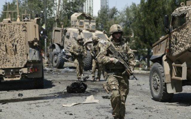 EE.UU. planearía disminuir gradualmente número de soldados en Afganistán - Foto de Internet